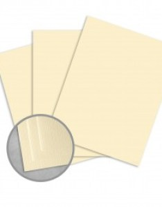 Neenah paper  royal sundance ivory also colored in any finish size weight rh thepapermillstore