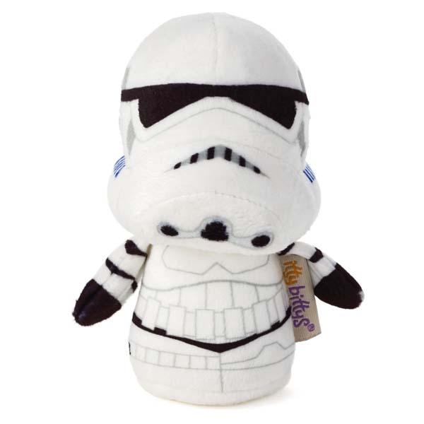Hallmark Itty Bittys Star Wars Stormtrooper Stuffed Animal