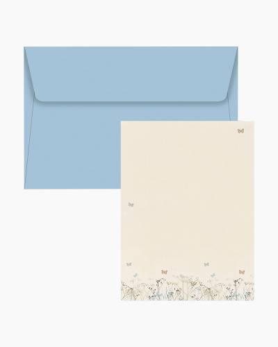 shop designer stationery letter