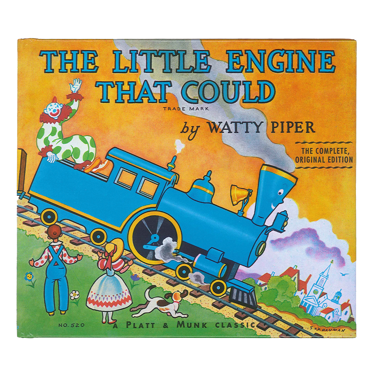 The Little Engine That Could Hardcover