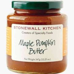 Stonewall Kitchen Com European Design The Paper Store Maple Pumpkin Butter