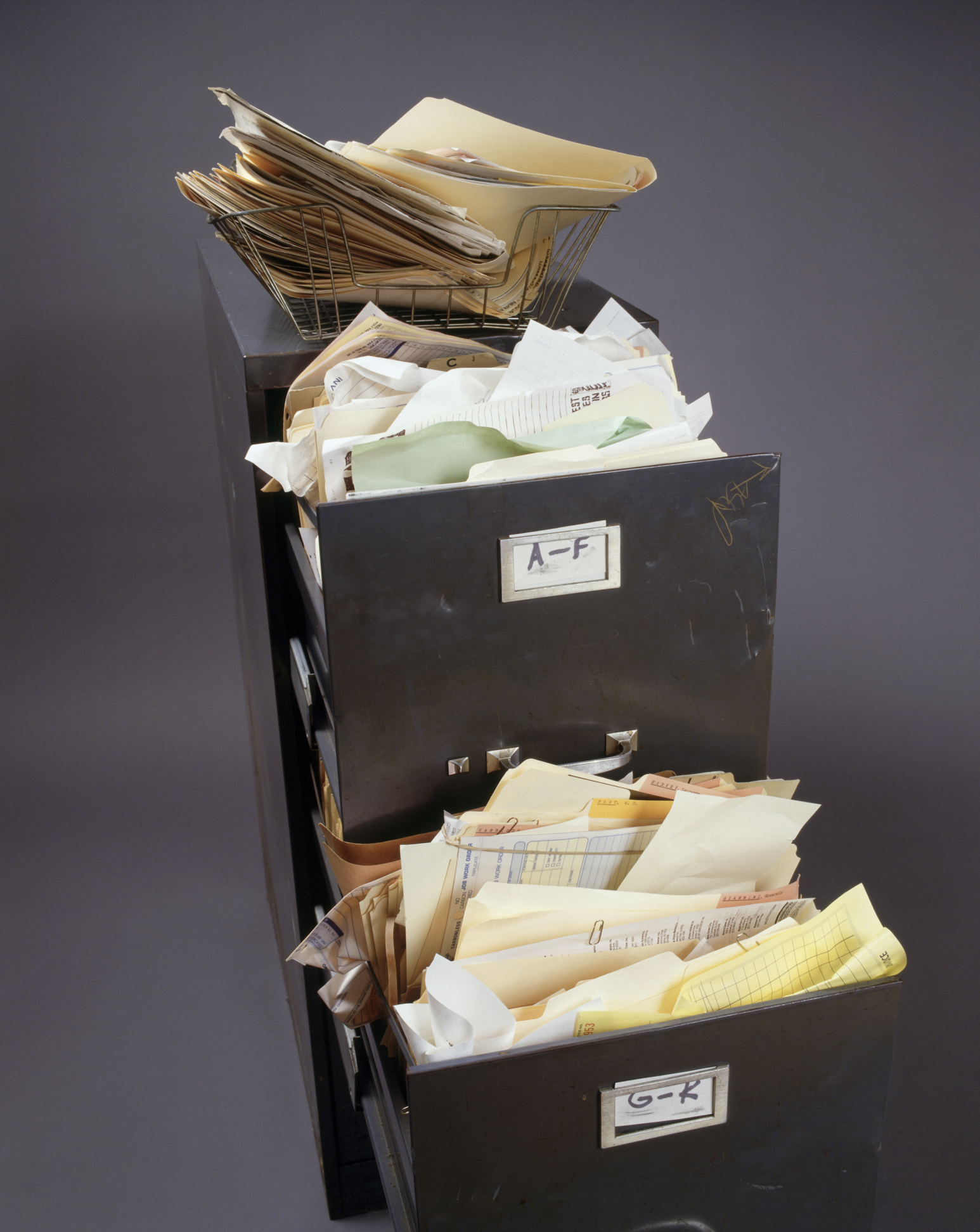 The Simplest Filing System In The World