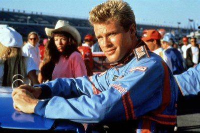 "Cary Elwes as Russ Wheeler in ""Days of Thunder"""