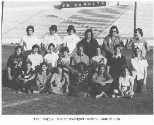 1976 Powder puff