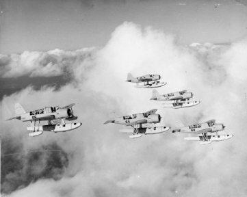 NAS CC 1940 Planes