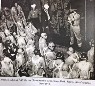 NAS CC 1941 Flight Training