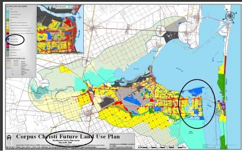 Future Land Use Map FB 2010
