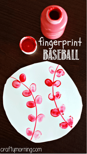 fingerprint-baseball-craft-for-kids