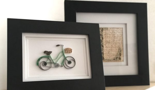 diy framing quilling paper art Archives - The Papery Craftery
