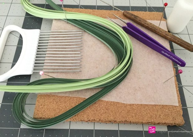 Quilling Supplies for Clover