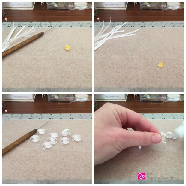 HowToMakeLilacPetals How to make simple quilling paper flowers - plumeria and lilacs