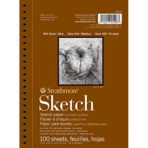 Strathmore Sketch book ~ The Books Every Crafter Needs to Own || www.thepaperycraftery.com