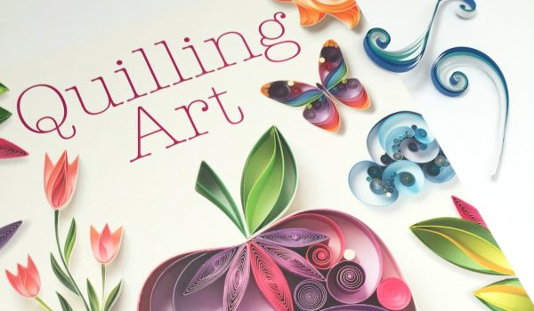 Quilling Art by Sena Runa ~ A Book Review ~ Learn some new tricks and gain more quilling confidence with a master of modern paper craft || www.thepaperycraftery.com