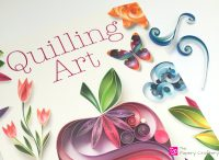Quilling Art by Sena Runa - The Papery Craftery