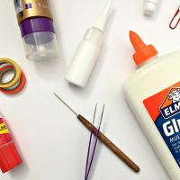 The 4 Types of Glue Every Quilling Artist Needs