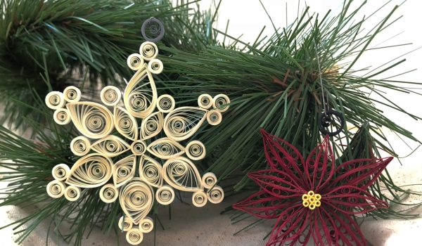 Quilling Christmas Ornaments Archives The Papery Craftery