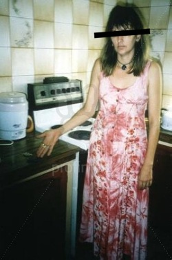 One of the poltergeists victims.