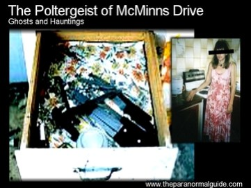 The Poltergeist of McMinns Drive