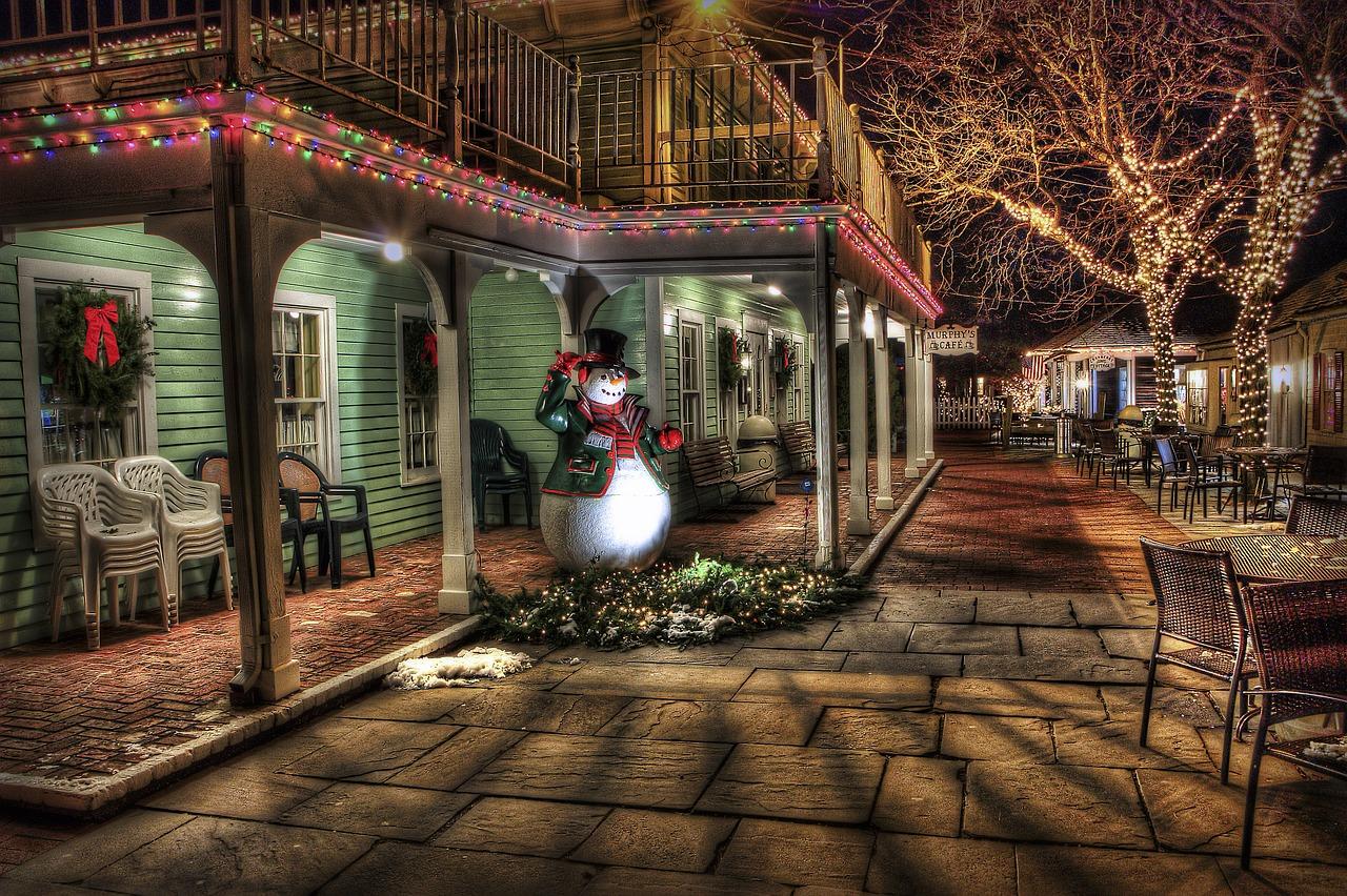 Christmas Snowman Vinny Ciro Pixabay