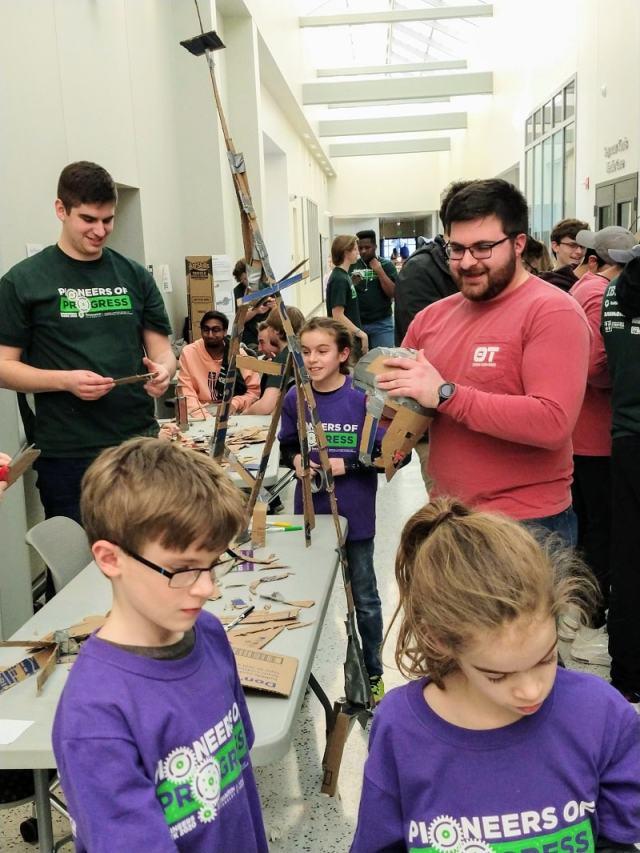 Binghamton Engineering Day 2020