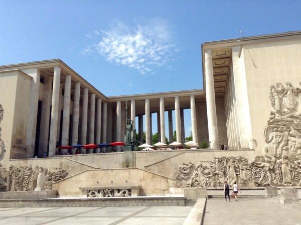 Category Museum Of Modern Art City Paris - Effect
