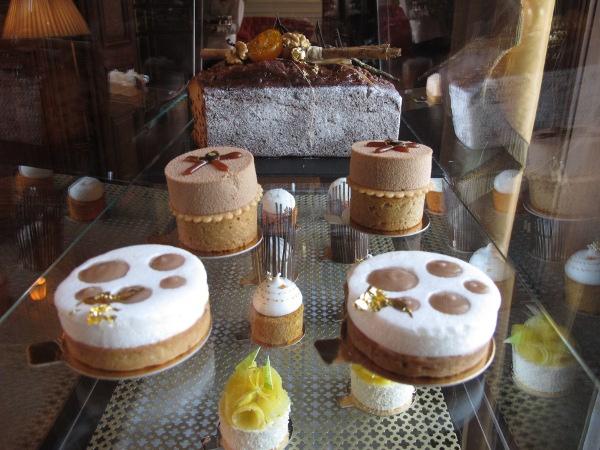 gâteaux shangri la