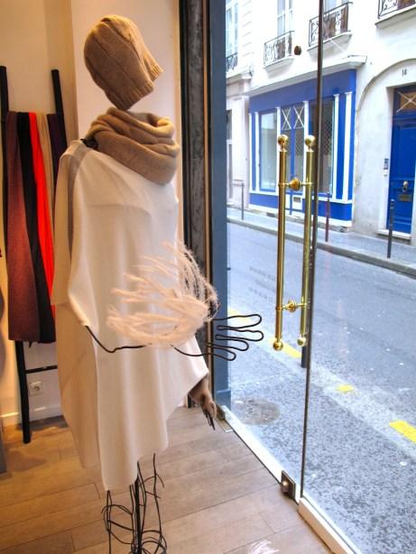 Poncho Gallery rue de la Sourdière