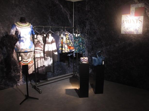 Galeries Lafayette AW2013 prints