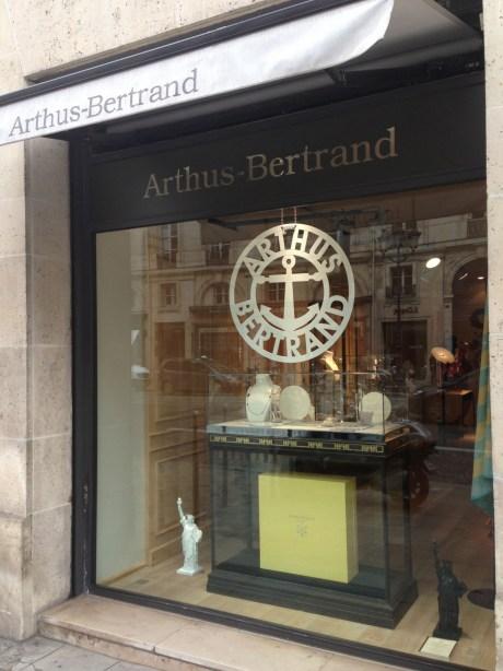 ARThUS Bertrand facade