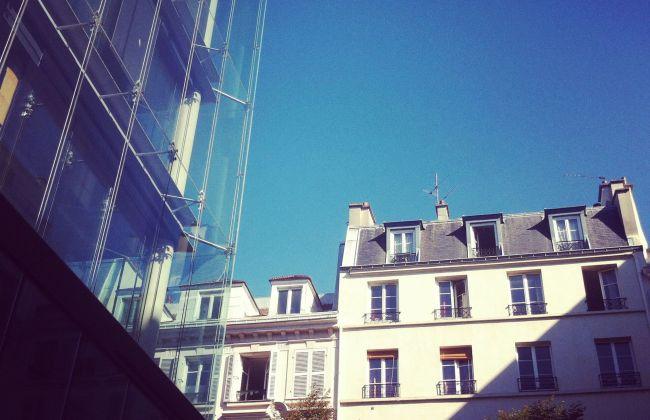 Place du marché Saint Honore