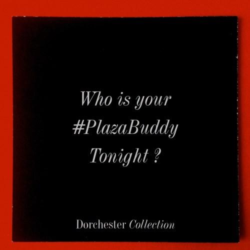 PlazaBuddyWho