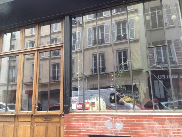 SOYA Paris - façade