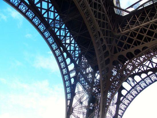 visite Cultival - la tour Eiffel