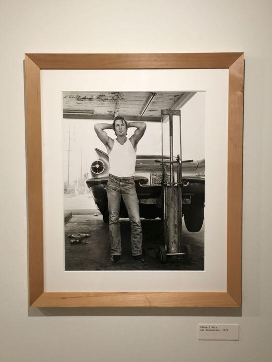 Richard Geere par Herb RITTS
