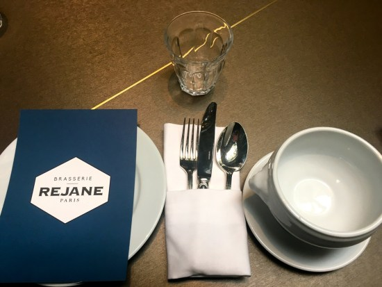 Brasserie Réjane Paris