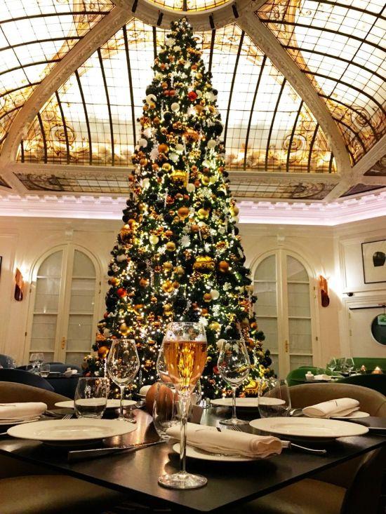 Noël à l'hôtel Vernet