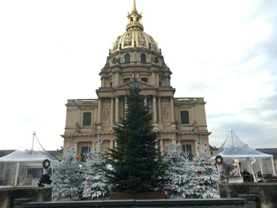 village de Noël des Invalides