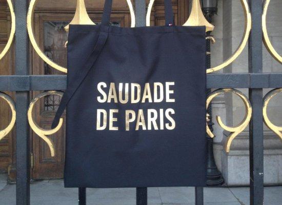 Saudade de Paris