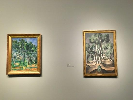 Cézanne ou Derain ?