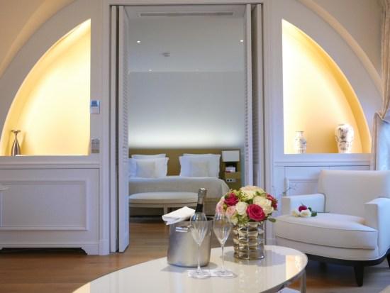 Saint Valentin - grand hôtel du Palais Royal