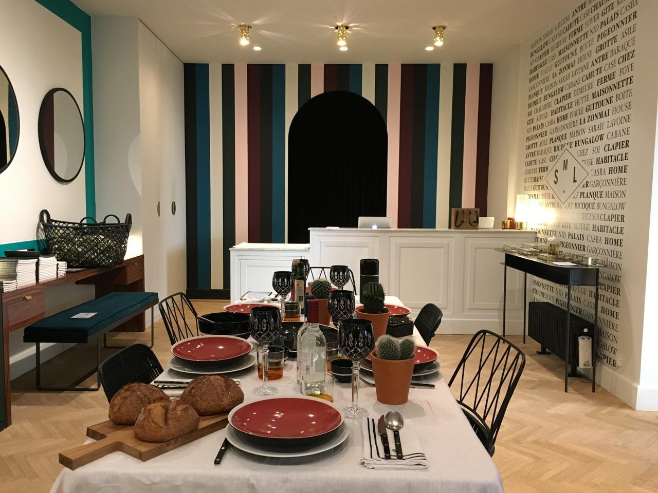maison sarah lavoine the parisienne. Black Bedroom Furniture Sets. Home Design Ideas