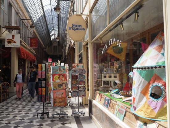 Passage Jouffroy - Pain d'Epices