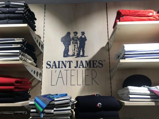 SAINT JAMES L'ATELIER