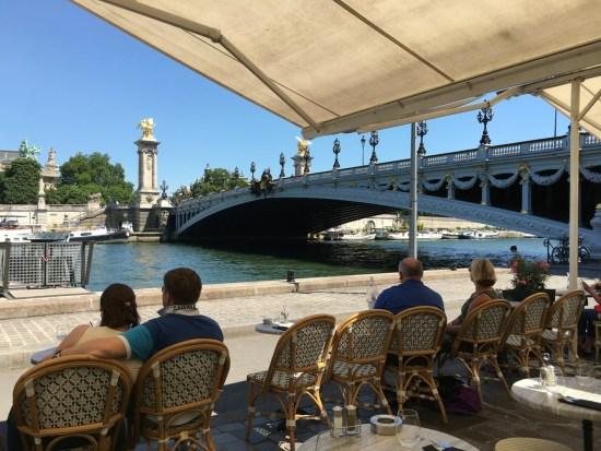terrasses parisiennes - le Faust