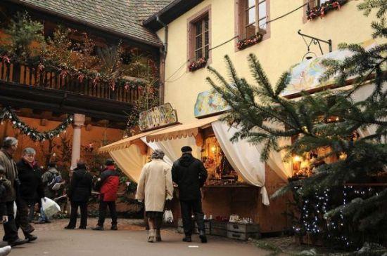 office du tourisme de la vallée de Kaysersberg