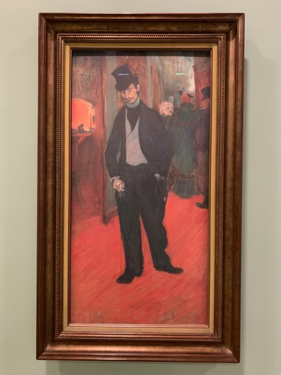 Toulouse Lautrec résolument moderne - dandy