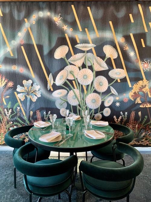 Tortuga - la décoration par Pierre Marie