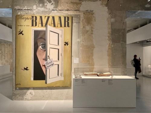 Harper's Bazaar - exposition au MAD