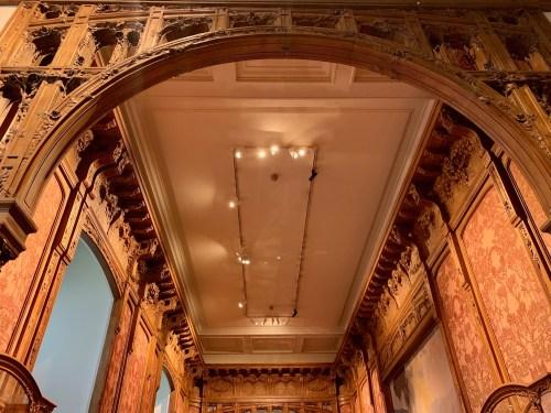 pavillon bois - Exposition LUXES