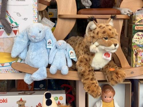 L'éléphant rose Paris - magasin de jouets
